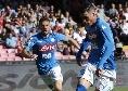 Gazzetta - De Laurentiis non si piegherà alle richieste di Callejon e Mertens: ha posto i due azzurri dinanzi ad una scelta