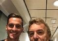 """""""Se la batte lui fa gol"""", la previsione azzeccata di Boniek su Milik [VIDEO]"""