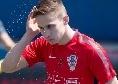 Nation League - L'Inghiterra batte la Croazia 2-1, Rog in campo gli ultimi 10 minuti di gara
