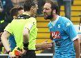Gazzetta - Squalifica Higuain, il Milan utilizza una strategia simile a quella del Napoli nell'espulsione di Udine. Le due giornate possono ridursi