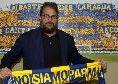 """Parma, Faggiano: """"Tanti i discorsi in piedi, dovremo parlare di questo con Napoli ed Inter..."""""""