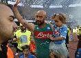 """Reina ricorda Napoli e dimentica De Laurentiis: """"Mi sono trovato molto bene, per la piazza e la tifoseria ho solo parole di ringraziamento"""""""