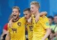 UFFICIALE - Splendida notizia per Dries Mertens, il belga convocato in Nazionale