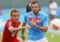 """Dossena: """"Contro la Sampdoria ho visto il Napoli che mi piace! In questo momento non vorrei affrontare il Liverpool..."""""""