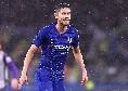 """Chelsea, Emerson Palmieri elogia Jorginho: """"Anche in Premier ha dimostrato il suo valore"""""""