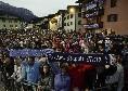 Ritiro Napoli, appuntamento imperdibile su CN24TV: alle 21 Insigne, Manolas e Mertens incontrano i tifosi