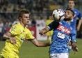 DIRETTA - Napoli-Chievo su Calcio Napoli 24