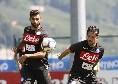Luperto lascia la Nazionale Under 21: risentimento muscolare, rientra a Napoli in giornata