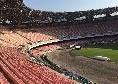 CN24 - Stadio San Paolo, fino a 4500 sediolini sostituiti a settimana: entro fine giugno opera conclusa
