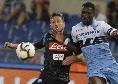 """Lazio, la grinta di Bastos in vista del San Paolo: """"Anima e corpo per quello in cui credi"""""""