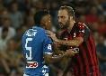 """Gazzetta su Higuain: """"Ha retto minuti di tensione contro il Napoli tra fischi e disamore, ma con la Juve è crollato"""""""