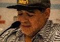 """Maradona non ha dubbi su Lozano: """"Lo adoro, con lui il Napoli parte in vantaggio"""""""