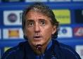 """Italia, Mancini: """"Napoli vincente in Champions? Conta come si arriva a febbraio, è una competizione particolare"""""""