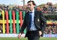 """Gautieri: """"L'Inter stasera rischia. Callejon? Impressionante, un giocatore che non esiste più"""""""