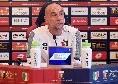 """Ballardini: """"il Napoli è l'unica big italiana a fare un grande calcio: giocano compatti pur schierando tanti attaccanti"""""""