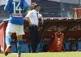 Da Torino - Djidji non vuole mancare col Napoli: il francese stringe i denti, Mazzarri gli ha chiesto un sacrificio