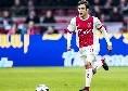 """Tagliafico, l'agente: """"Nessuna proposta del Napoli. Resta all'Ajax, ha rinnovato. In futuro..."""""""
