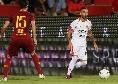 Il Benevento crolla sul campo dello Spezia, Insigne in campo per più di un'ora