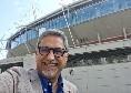 """Alvino: """"Complimenti al Napoli per il comunicato, non è stato gradito dall'alto. Siamo un'oasi della salvezza, bisognava ignorare il regolamento"""""""