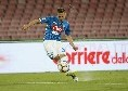 Milik-gol, il Napoli sbanca Cagliari: il polacco è il miglior capocannoniere azzurro