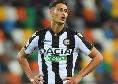 """Udinese, Mandragora: """"Abbiamo già la testa a sabato, contro il Napoli sarà una sfida tosta"""""""