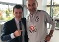 """Pedullà elogia Sarri: """"Non ha sponsor mediatici e s'è tolto una grande soddisfazione con Guardiola"""""""