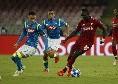 """Sky, Zancan: """"Il Napoli dovrà reggere nei momenti di difficoltà"""""""