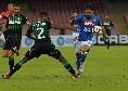 """Sassuolo, Marlon pensa al Napoli: """"Ci servono punti, non abbiamo una buona classifica"""""""