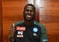 """Miglior calciatore africano 2018, Koulibaly sui social: """"Che vinca il migliore"""" [FOTO]"""