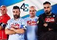 Stasera alle 21 su CalcioNapoli24TV nuovo appuntamento con '4 capitani'