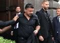 """Il Mattino, Monga: """"Con Gattuso nessuno più dirà di essere poco allenato o seguito"""""""