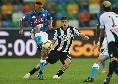 Sportitalia - De Paul e Fofana nel mirino del Napoli, gli azzurri hanno una corsia preferenziale per l'Udinese
