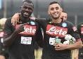 CorSport - Rientro Ghoulam, Ancelotti potrà riaverlo in campo per dicembre
