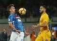 Ranieri studia la Roma anti-Napoli: modulo speculare, torna Manolas e centrocampo a trazione anteriore [GRAFICO]