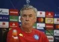 DIRETTA - Champions League, conferenza stampa di Ancelotti per Liverpool-Napoli: seguila su CalcioNapoli24.it
