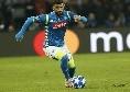 RAI - Cena tra l'agente di Hysaj e il Napoli, Callejon può restare un altro anno. Mancini, Tonali e Lazzarri non rientrano nei piani azzurri