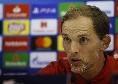 """PSG, Tuchel: """"Solo se dovessimo pareggiare andrò a controllare il risultato di Liverpool-Napoli. Sul Marakanà..."""""""