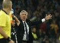 """Il rimpianto di Ancelotti: """"L'uscita dalla Champions ci ha demoralizzati, potevamo esserci pure noi agli ottavi! A Parigi la migliore partita dell'anno"""""""