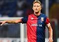 Genoa - Milan, squadre a riposo sullo 0-0: poche emozioni a Marassi