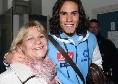 """Cavani, la madre annuncia: """"Niente Uruguay, il suo sogno è giocare in Spagna"""""""