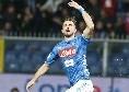 Gazzetta - Napoli mai domo, nell'ultima mezz'ora gli azzurri segnano di più: il dato