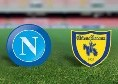 Dove vedere Napoli-Chievo in Tv e in streaming