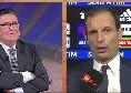 """Allegri alla RAI: """"Peggio di così non potevamo fare, pensiamo al campionato. Esultanza di Simeone? Qui è sempre così..."""""""