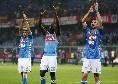 """Pirlo: """"Genoa-Napoli era da sospendere, gli azzurri hanno dimostrato il loro valore. Fabián? Ha grande fisico, ha fatto certe sgroppate"""""""