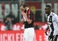 Milan-Torino, le formazioni ufficiali: torna titolare Higuain dopo la squalifica