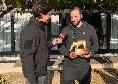 """Tapiro d'oro per Higuain! Gonzalo non si scusa: """"È il mio carattere, io sono fatto così! L'ultima volta ha portato bene"""" [VIDEO]"""