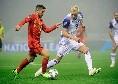 """SSC Napoli: """"Il Belgio di Mertens vince contro l'Islanda, settantacinque minuti per l'attaccante"""""""