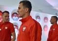 """SSC Napoli: """"Milik e Zielinski impegnati con la Nazionale polacca"""""""