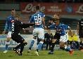 """Parma, Gagliolo: """"Sofferto più contro il Napoli rispetto alla Juventus, azzurri difficili da affrontare"""""""