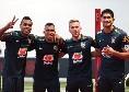 Brasile-Uruguay, le formazioni ufficiali: panchina per Allan, c'è Cavani dal 1'
